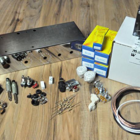 Two Stroke tube amp Kit no speakers